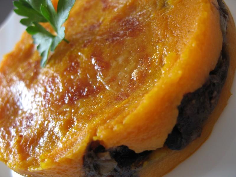 Cake Carotte Chorizo Cher Wen Vecher