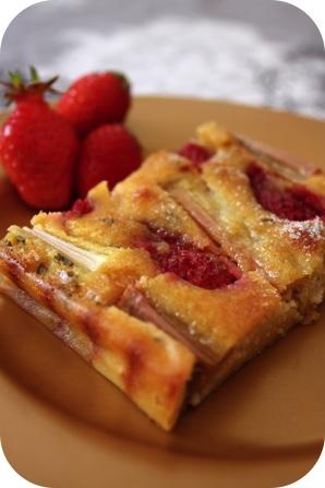 tarte-rhubarbe-fraise