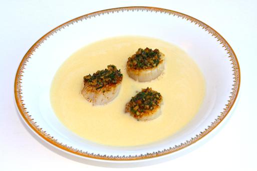 Recette frederic anton fr d ric anton tomate pr par e en salade huile d olive id es sur le th - Recette tuiles aux amandes masterchef ...
