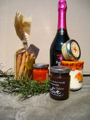 gourmaneo coffret méditerranée mai